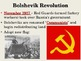 The Russian Revolution Guided Notes