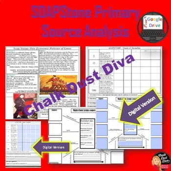 Russian Revolution Lecture and Storyboard Activity (World History)