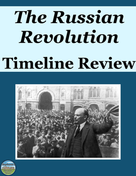 The Russian Revolution Timeline Review