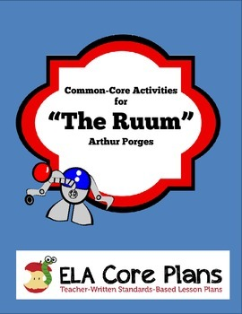 """""""The Ruum"""" Common-Core Lesson Plans and Assessment"""