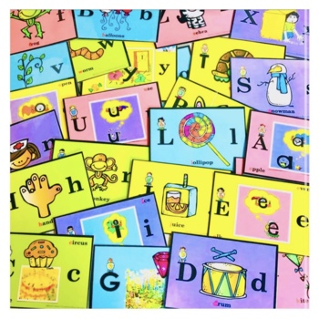 The SECRET STORIES® Vertical/Horizontal Alphabet Set (w/ Phonics Secrets!)