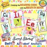 SECRET STORIES® Vertical/Horizontal Alphabet / Phonics Pos
