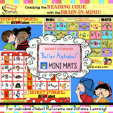 "Mini SECRET STORIES® Alphabet (w/ Mini Phonics Posters ""Secrets!"")"