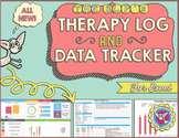 SALE! The SLP's Therapy Log and Data Tracker