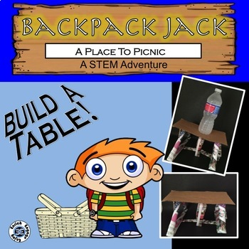 The STEM Adventures of Backpack Jack -- A Place to Picnic Challenge