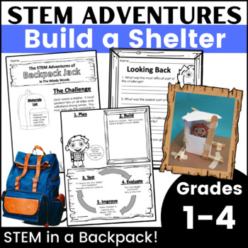 The STEM Adventures of Backpack Jack -- In the Windy Woods