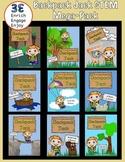 The STEM Adventures of Backpack Jack Big Bundle -- Adventures 1-9