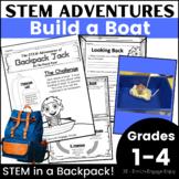 The STEM Adventures of Backpack Jack: On the Placid Pond Boat-Building Challenge