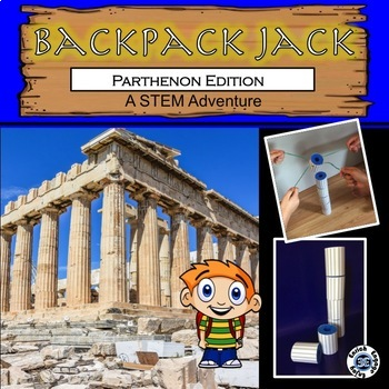 The STEM Adventures of Backpack Jack -- Parthenon Edition