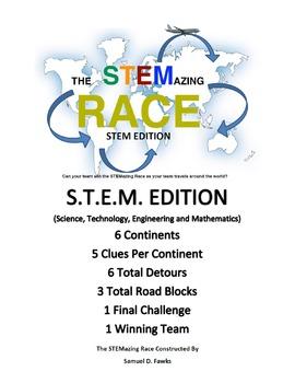 The STEMazing Race: STEM EDITION