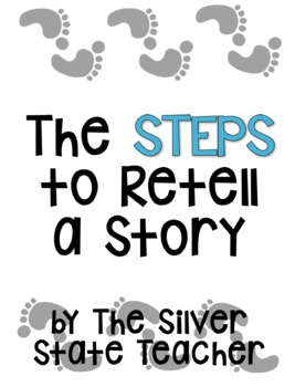 The STEPS to Retell a Story