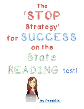 The STOP Strategy Lesson for State Reading Tests SUCCESS!