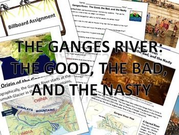 The Sacred Ganges River: The Good, the Bad, and the Nasty (pollution issues)