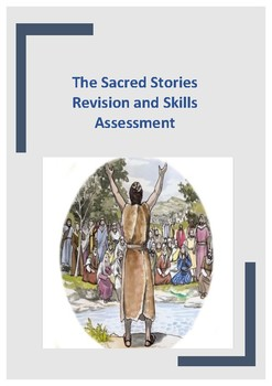 The Sacred Stories Revision and Skills Assessment