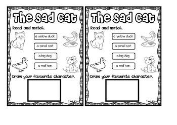 The Sad Cat- G1- S1- ShR3