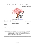 The Sad Little Bunny - An Easter Tale Small Group Reader's Theater