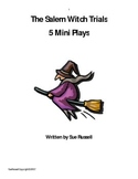The Salem Witch Trials Guided Reading Play Scripts