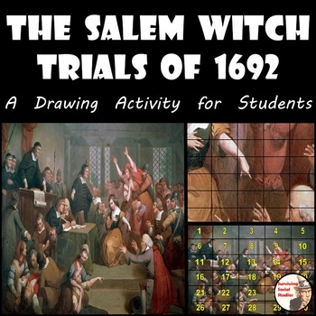 "The Salem Witch Trials - Recreating ""The Trial of George J"
