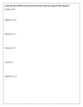 The Samaritan Woman Gospel