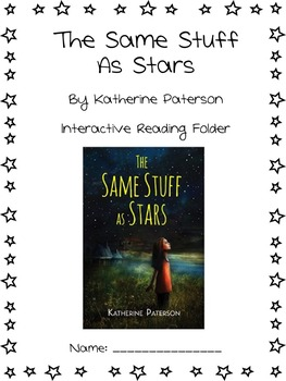 The Same Stuff as Stars - Novel Unit
