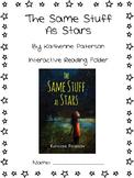The Same Stuff as Stars - Novel Unit