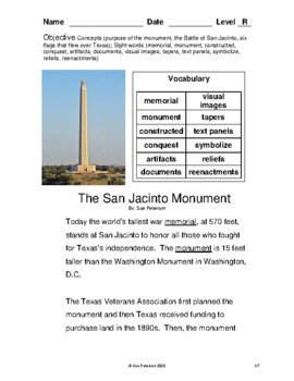 The San Jacinto Monument