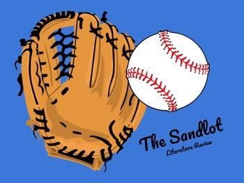 The Sandlot Literary Element Review
