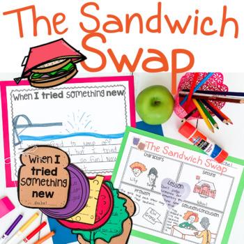 The Sandwich Swap: Interactive Read-Aloud Lesson Plans Activities  1-2
