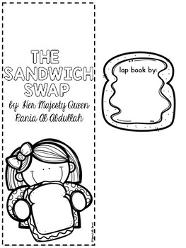 The Sandwich Swap Literature Lap Book