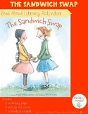 The Sandwich Swap: Read aloud activities