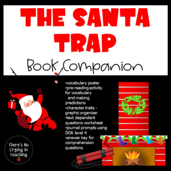 The Santa Trap Book Companion