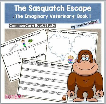 The Sasquatch Escape - book study