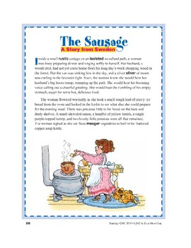 The Sausage, a Story from Sweden