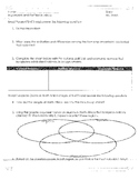 The Scamble for Africa Worksheet