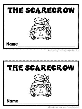 The Scarecrow (A Sight Word Emergent Reader)