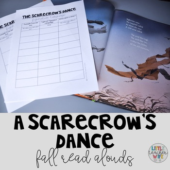 The Scarecrow's Dance - Read Aloud Plans and Activities