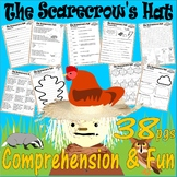 The Scarecrow's Hat Fall Book Companion Reading Comprehension Quiz Literacy Unit