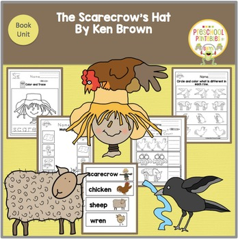 The Scarecrow's Hat by Ken Brown  Book Unit