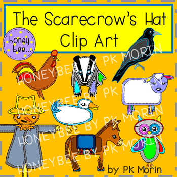 The Scarecrow's Hat by Ken Brown - Clip Art