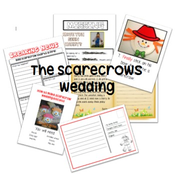 The Scarecrow's Wedding Pack