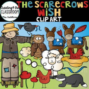 The Scarecrows Wish Clip Art