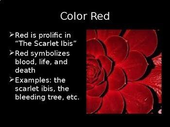 The Scarlet Ibis Unit Bundle