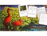 The Scarlet Ibis Close Reading Pack
