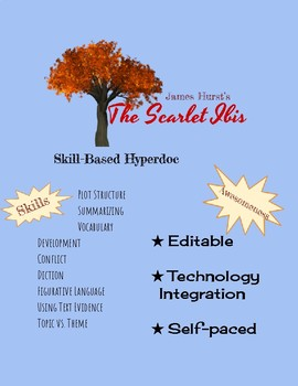 The Scarlet Ibis Hyperdoc