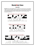 The Scarlet Letter: 10 Quotefall Puzzles—Students love these unique puzzles!