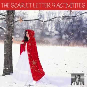 The Scarlet Letter: 9 Anytime Activities