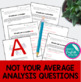 The Scarlet Letter:  AP-Style Analysis Worksheets