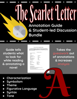 the scarlet letter study guide pdf