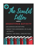 The Scarlet Letter: Archetypes