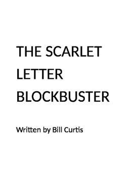 The Scarlet Letter Blockbuster